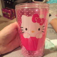 Zak Designs Hello Kitty Double-Wall Tumbler Cup with Straw -13 oz uploaded by Crystal S.