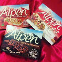 Alpen Strawberry With Yoghurt Cereal 5 Bars 29 Gram - Pack of 6 uploaded by NATTRACTIVE R.