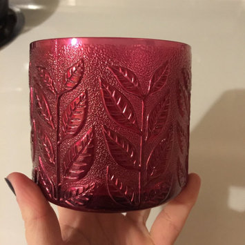 Photo of Bath & Body Works Cranberry Woods 3 Wick Scented Candle 14.5 Oz uploaded by Monica S.