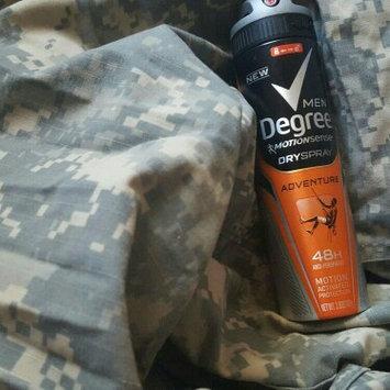 Degree Men Dry Spray Antiperspirant, Adventure, 3.8 oz uploaded by Jordan S.