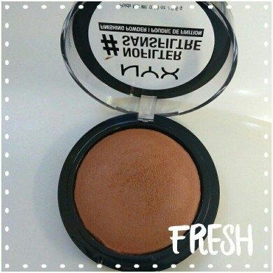 NYX Cosmetics #NoFilter Finishing Powder uploaded by Azure B.