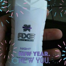 Photo of AXE White Label Night Body Wash uploaded by Harmonee T.