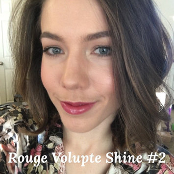 Photo of Yves Saint Laurent Rouge Volupté Shine Lipstick uploaded by Kristin H.