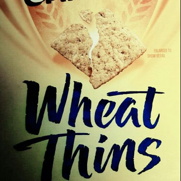 Photo of Nabisco Wheat Thins Original Crackers uploaded by Aisha P.