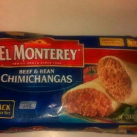 El Monterey Family Pack Beef & Bean Chimichangas - 8 CT uploaded by Braelyn G.