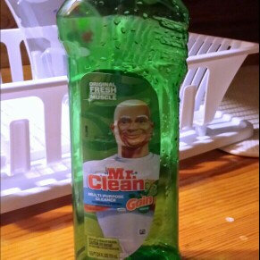 Mr Clean with Gain Original Fresh Scent Multi Surface Liquid 40 Fl Oz uploaded by Becca P.