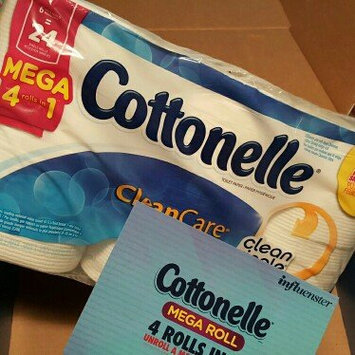 Photo of Cottonelle Clean Care Toilet Paper uploaded by Lameka W.