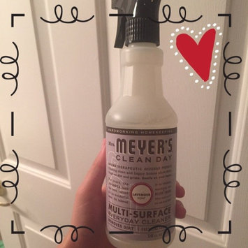 Photo of Mrs. Meyer's Clean Day All Purpose Cleaner Lavender uploaded by Summer H.