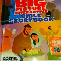 The Big Picture Interactive Bible Storybook, Hardcover: Connecting Christ Throughout God's Story (The Gospel Project) uploaded by Skylar K.