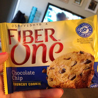 Fiber One Crunchy Chocolate Chip Cookies uploaded by Crysta R.