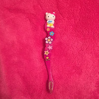 Crest Kid's Hello Kitty Soft Toothbrush uploaded by Miranda F.