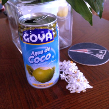 Photo of Goya® Coconut Water with Pulp uploaded by Claudia P.