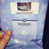 Equate Beauty Makeup Remover Cleansing Towelettes uploaded by Cassie A.