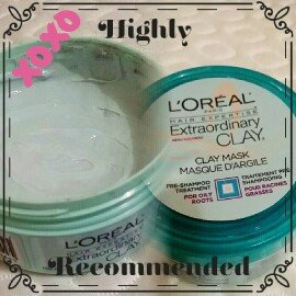 L'Oréal Extraordinary Clay Pre-Shampoo Treatment  Mask uploaded by Aksa k.