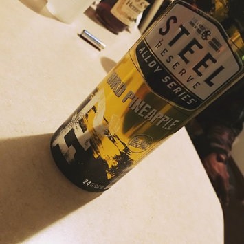 Photo of Steel Reserve® Alloy Series Hard Pineapple 24 fl. oz. Can uploaded by Marlesia W.