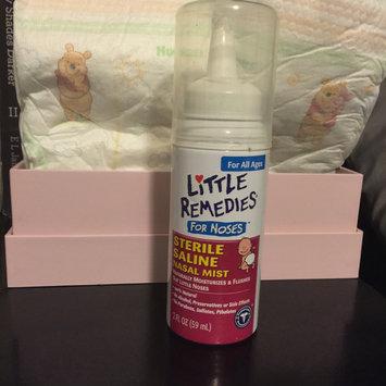 Little Remedies Sterile Saline Mist uploaded by Genesis J.