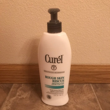 Photo of Curél® ROUGH SKIN RESCUE SMOOTHING LOTION FOR DRY FLAKY SKIN uploaded by Miranda F.
