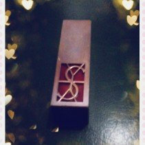 Photo of Yves Saint Laurent Rouge Pure Shine Lipstick uploaded by Gabriela A.