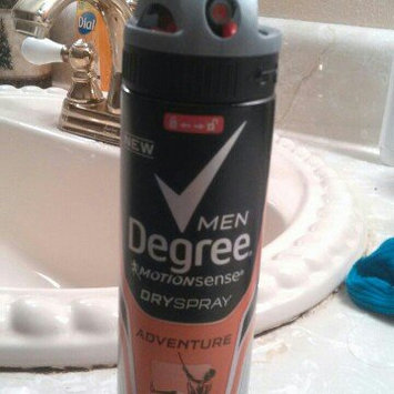 Photo of Degree Men Dry Spray Antiperspirant, Adventure, 3.8 oz uploaded by maria p.