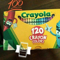 Crayola 120ct Crayon Box uploaded by Alexandria S.