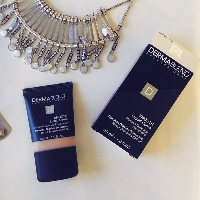 Dermablend Smooth Liquid Camo Foundation uploaded by Morgan C.