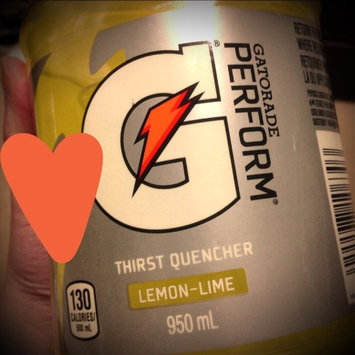 Gatorade Thirst Quencher Lemon-Lime Sports Drink uploaded by Meryem O.