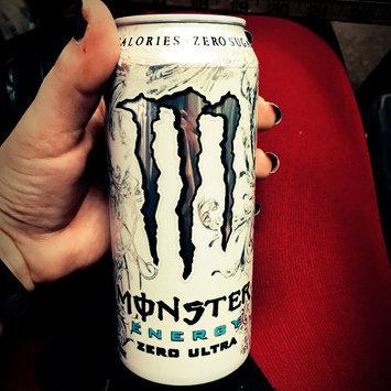 Monster Zero Ultra Energy Drink uploaded by Brielyn E.