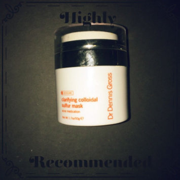 Dr. Dennis Gross Skincare Clarifying Colloidal Sulfur Mask uploaded by Louise H.