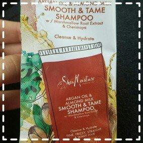 SheaMoisture Argan Oil & Almond Milk Smooth & Tame Shampoo uploaded by Aleksandra R.