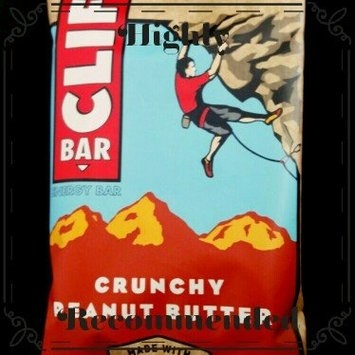 Clif Bar Crunchy Peanut Butter Bar uploaded by Dawn M.