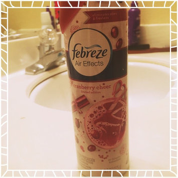 Febreze® Air Effects Sugar Cranberry Air Freshener 9.7 oz. Aerosol Can uploaded by Brittany M.