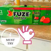 FUZE Iced Tea Strawberry Red Tea - 12 PK uploaded by Angel M.
