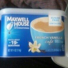 Maxwell House International Cafe Cafe-Style Beverage Mix, Suisse Mocha Cafe uploaded by Bobbi B.