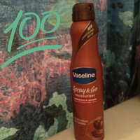 Vaseline Spray & Go Moisturizer Cocoa Radiant uploaded by elizabeth h.