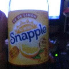Photo of Snapple Lemon Tea uploaded by CVT/ Ligia R.