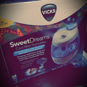 Vicks® Sweet Dreams Cool Mist Humidifier uploaded by Ashley A.