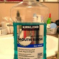Kirkland Signature Antiseptic Mouthwash-ice Mint 1.5 L uploaded by Alena L.