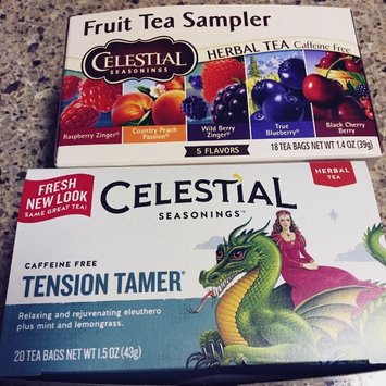Photo of Celestial Seasonings® Fruit Sampler Herbal Tea Caffeine Free uploaded by Barbara S.
