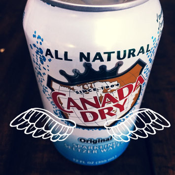 Photo of Canada Dry Original Sparkling Seltzer Water uploaded by Emre Y.