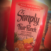 Simply Fruit Punch® Juice Drink uploaded by Courtney J.