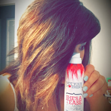 Not Your Mother's® She's A Tease Volumizing Hairspray uploaded by Kylie H.