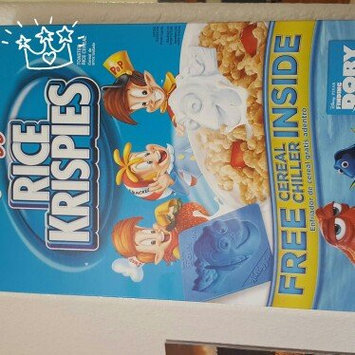 Kellogg's Rice Krispies Cereal uploaded by Torrie R.