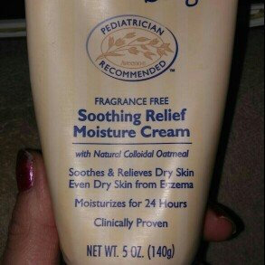 Photo of Aveeno Baby Soothing Relief Moisture Cream uploaded by Brittany S.