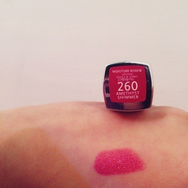 Rimmel Moisture Renew Lipstick uploaded by Mimi F.