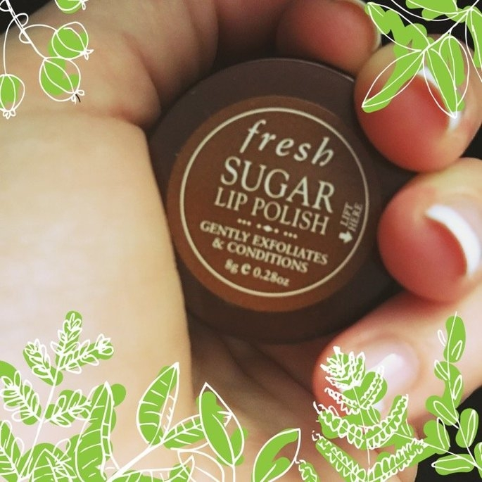 Fresh Sugar Lip Polish 0.6 oz uploaded by Jamie A.