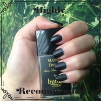 butter LONDON Matte Finish Topcoat, .4 oz uploaded by Sarah C.