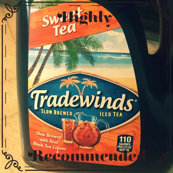 Tradewinds Real Brewed Sweet Tea uploaded by Blythe S.