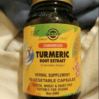 Solgar - Turmeric Root Extract Standardized - 60 Vegetarian Capsules uploaded by Heather S.