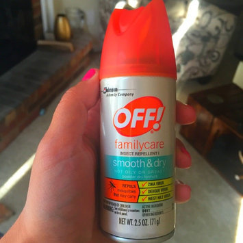 Photo of Off! Smooth & Dry uploaded by Grace B.