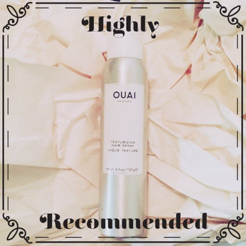Photo of Ouai Texturizing Hair Spray 4.5 oz uploaded by Krystle L.